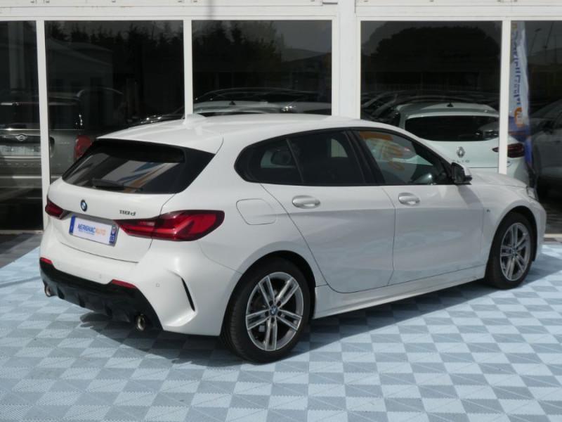 Photo 3 de l'offre de BMW SERIE 1 (F40) 118DA 150 BVA8 M SPORT GPS Privacy Glass Gtie 05/23 à 31990€ chez Mérignac auto