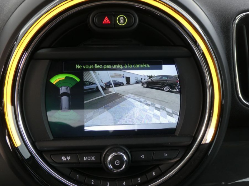 Photo 14 de l'offre de MINI COUNTRYMAN (F60) HYBRID ELECT. ALL4 224cv BVA6 COOPER SE GPS Camera JA18 Gtie 12/23 à 34450€ chez Mérignac auto
