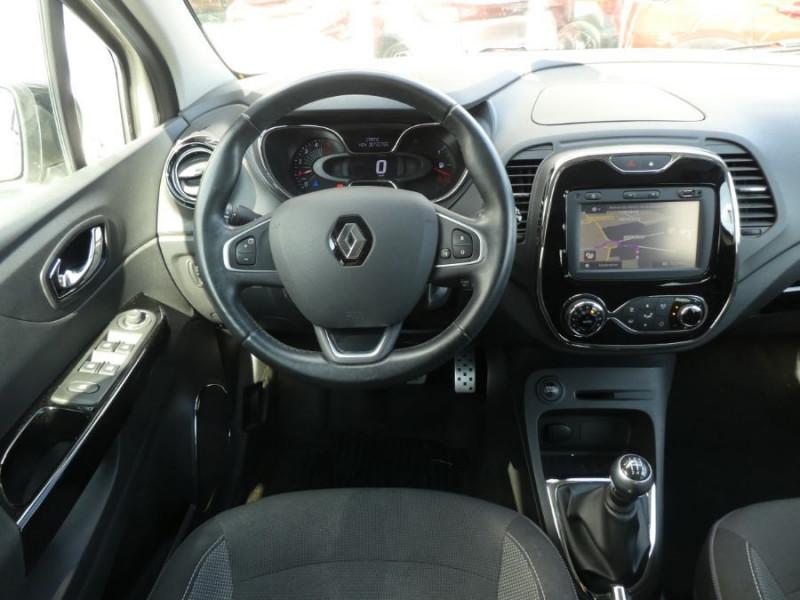 Photo 9 de l'offre de RENAULT CAPTUR 1.5 dCi 90 INTENS Camera à 11790€ chez Mérignac auto