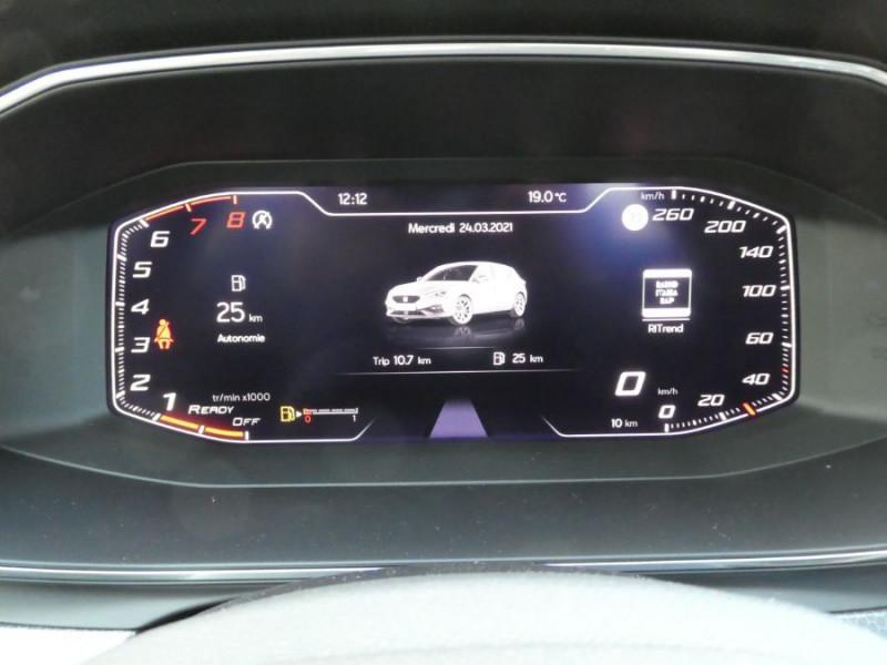 Photo 14 de l'offre de SEAT LEON IV 1.5 TSI 130 BV6 BUSINESS GPS Full LED RER Gtie 11/24 à 22750€ chez Mérignac auto