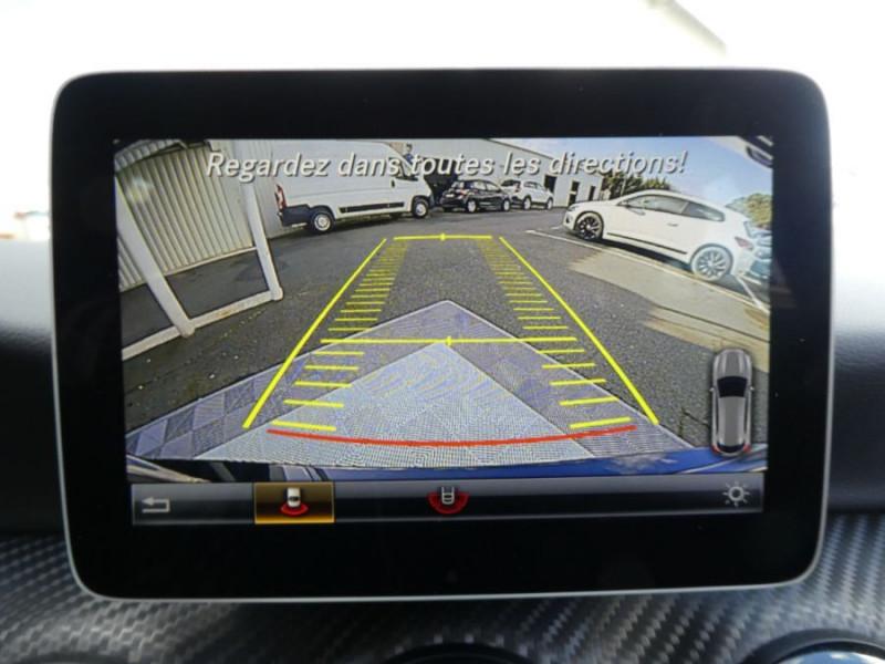 Photo 9 de l'offre de MERCEDES-BENZ GLA 200 d 7G-DCT GPS JA18 Caméra Radars Hayon EL. à 28950€ chez Mérignac auto