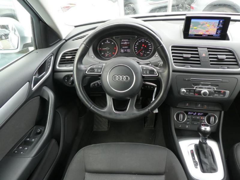 Photo 9 de l'offre de AUDI Q3 II 2.0 TDI 150 S Tronic QUATTRO Ambiente GPS Radars à 22950€ chez Mérignac auto