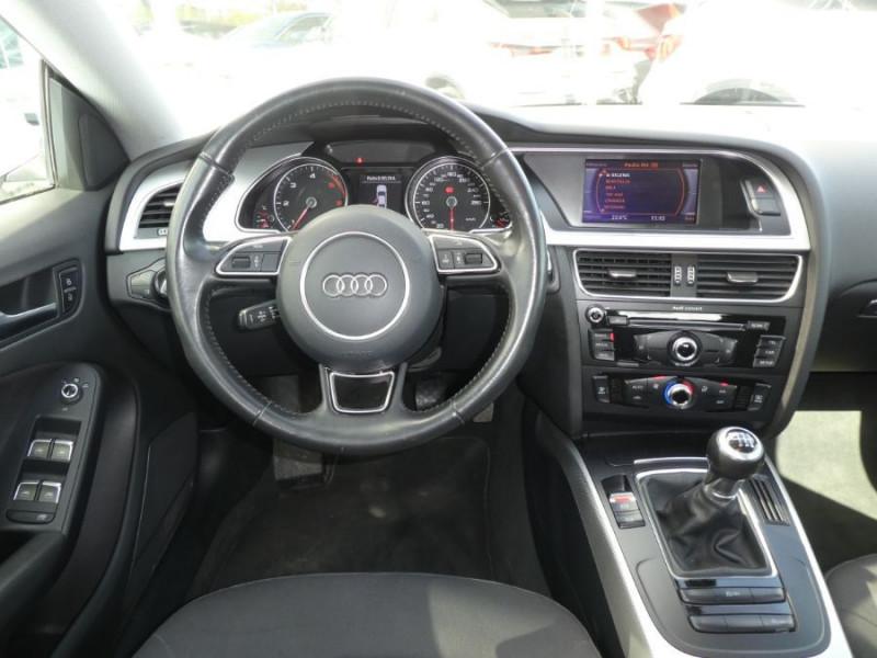 Photo 10 de l'offre de AUDI A5 SPORTBACK (2) 2.0 TDI 136 BV6 ATTRACTION 5P 1ère Main à 17950€ chez Mérignac auto