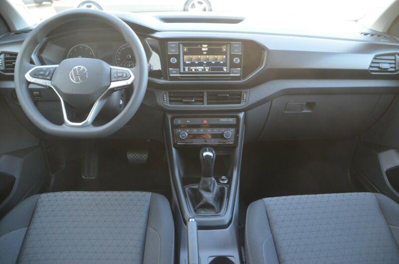 Photo 3 de l'offre de VOLKSWAGEN T-CROSS 1.0 TSI 110 DSG7 LOUNGE Camera Radars RER CLIM Auto JA16 Diam. à 23790€ chez Mérignac auto