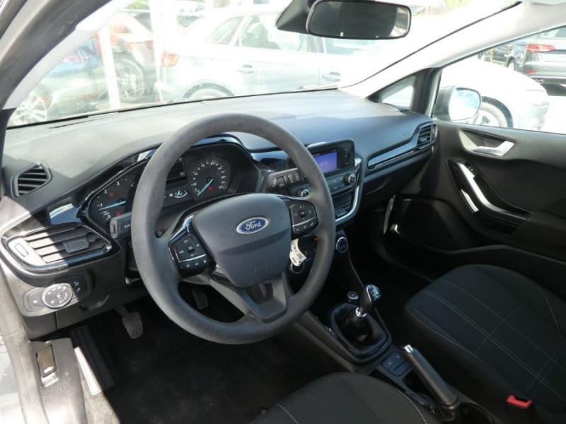 Photo 9 de l'offre de FORD FIESTA VI 1.5 TDCI 85 BV6 PLUS Bluetooth 5P à 11490€ chez Mérignac auto
