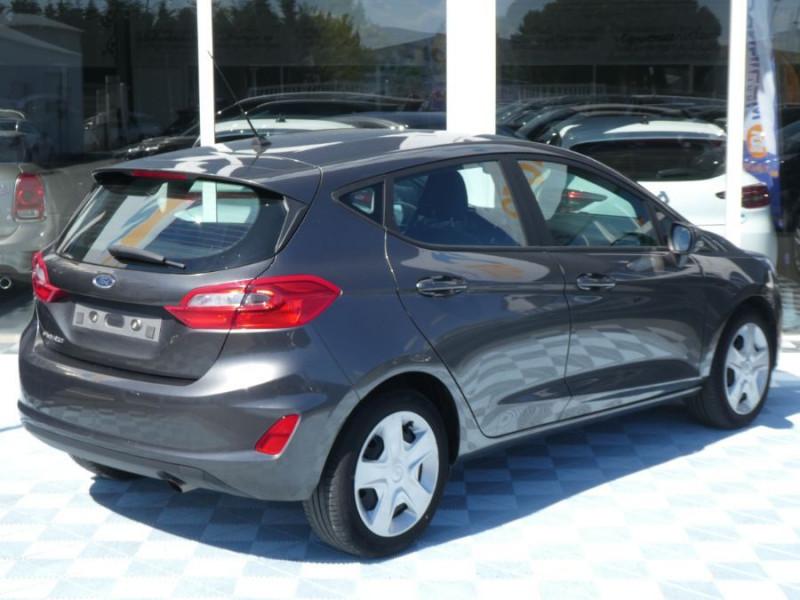 Photo 3 de l'offre de FORD FIESTA VI 1.5 TDCI 85 BV6 PLUS Bluetooth 5P à 11490€ chez Mérignac auto