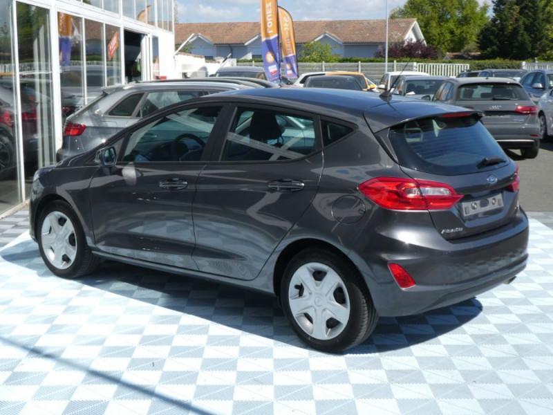 Photo 4 de l'offre de FORD FIESTA VI 1.5 TDCI 85 BV6 PLUS Bluetooth 5P à 11490€ chez Mérignac auto
