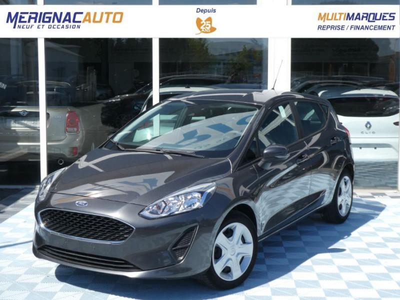 Ford FIESTA VI 1.5 TDCI 85 BV6 PLUS Bluetooth 5P DIESEL GRIS ANTHRACITE Occasion à vendre