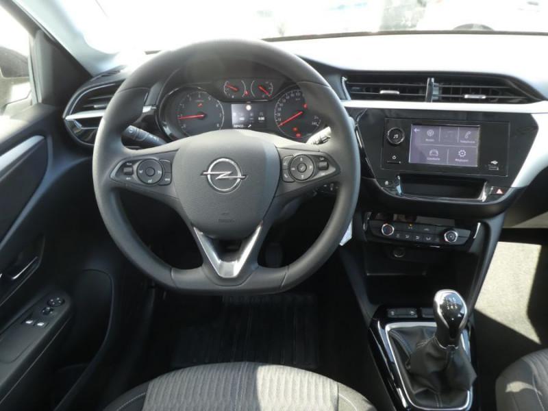 Photo 10 de l'offre de OPEL CORSA 1.2 75 EDITION Bluetooth à 12980€ chez Mérignac auto