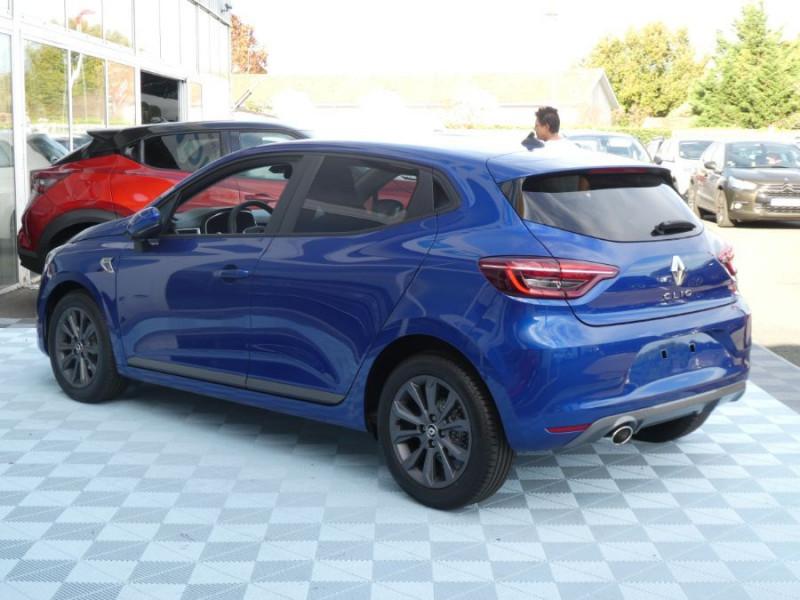 Photo 3 de l'offre de RENAULT CLIO V TCe 100 Pack RS LINE à 17290€ chez Mérignac auto