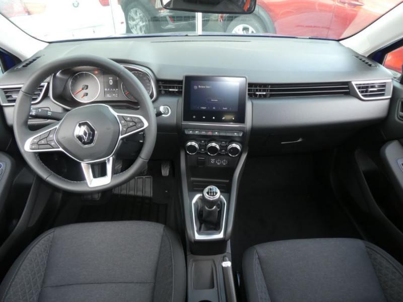 Photo 8 de l'offre de RENAULT CLIO V TCe 100 Pack RS LINE à 17290€ chez Mérignac auto