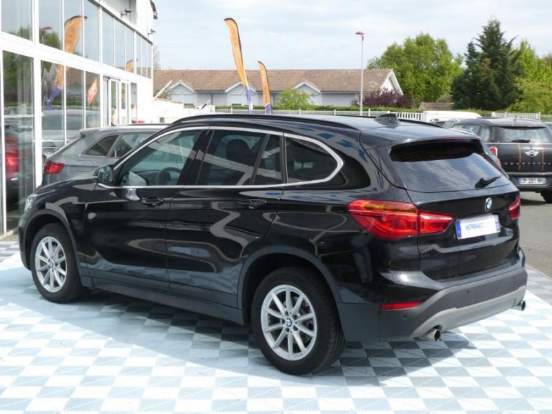 Photo 3 de l'offre de BMW X1 SDRIVE20DA 190 BVA Business TOE Pano Hayon Elect. à 24990€ chez Mérignac auto