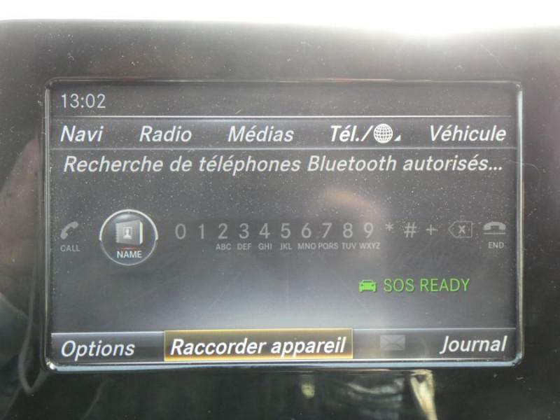 Photo 14 de l'offre de MERCEDES-BENZ CLASSE B 180D BV6 BUSINESS GPS Camera 1ère Main à 14490€ chez Mérignac auto