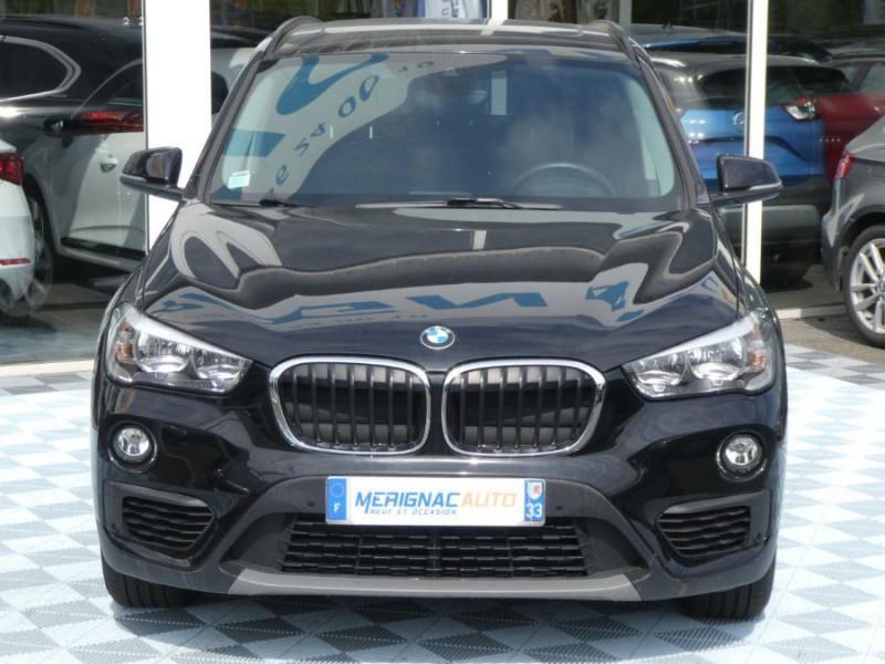 Photo 10 de l'offre de BMW X1 SDRIVE20DA 190 BVA Business TOE Pano Hayon Elect. à 24990€ chez Mérignac auto