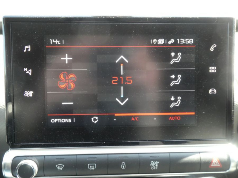 Photo 17 de l'offre de CITROEN C4 CACTUS (2) 1.5 BlueHDi 100 BV6 SHINE Camera Radars JA17 à 16450€ chez Mérignac auto