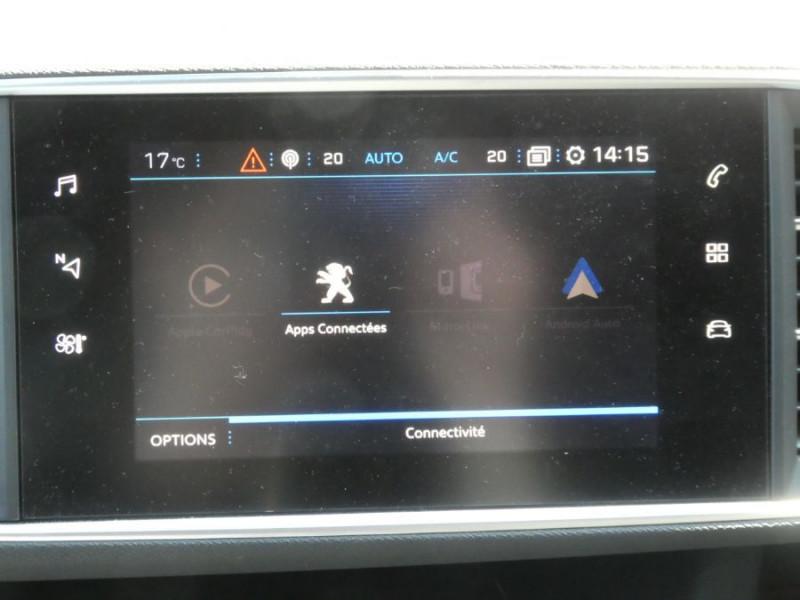 Photo 15 de l'offre de PEUGEOT 308 II (2) 1.5 BlueHDi 130 BV6 GT Camera à 21980€ chez Mérignac auto