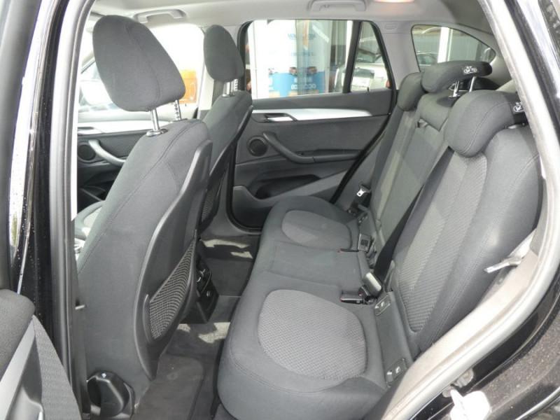 Photo 7 de l'offre de BMW X1 SDRIVE20DA 190 BVA Business TOE Pano Hayon Elect. à 24990€ chez Mérignac auto