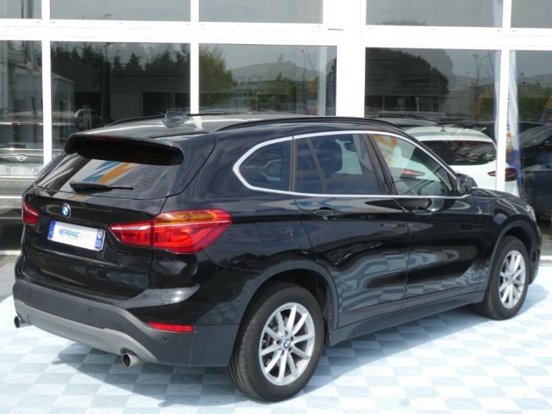 Photo 4 de l'offre de BMW X1 SDRIVE20DA 190 BVA Business TOE Pano Hayon Elect. à 24990€ chez Mérignac auto