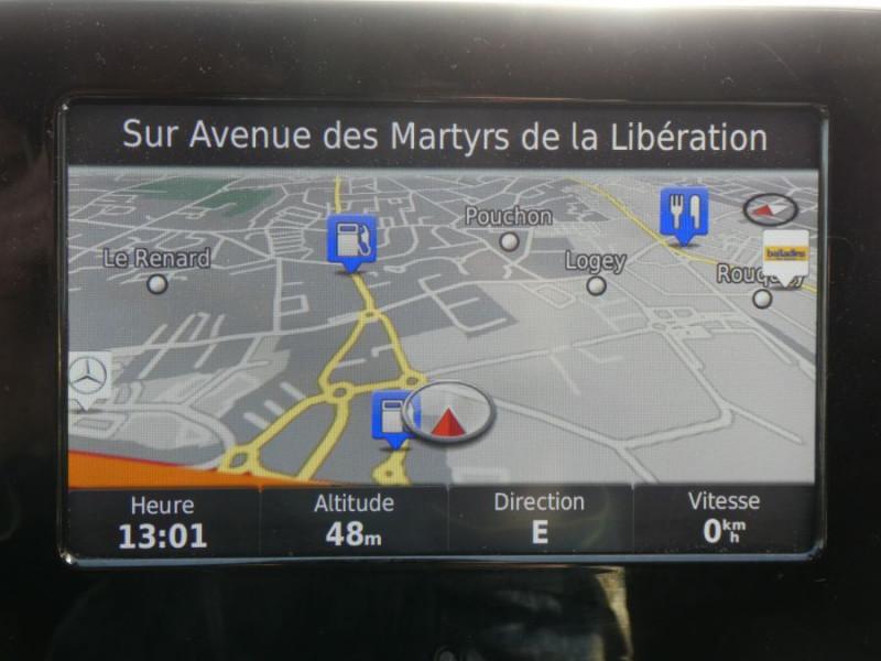 Photo 13 de l'offre de MERCEDES-BENZ CLASSE B 180D BV6 BUSINESS GPS Camera 1ère Main à 14490€ chez Mérignac auto