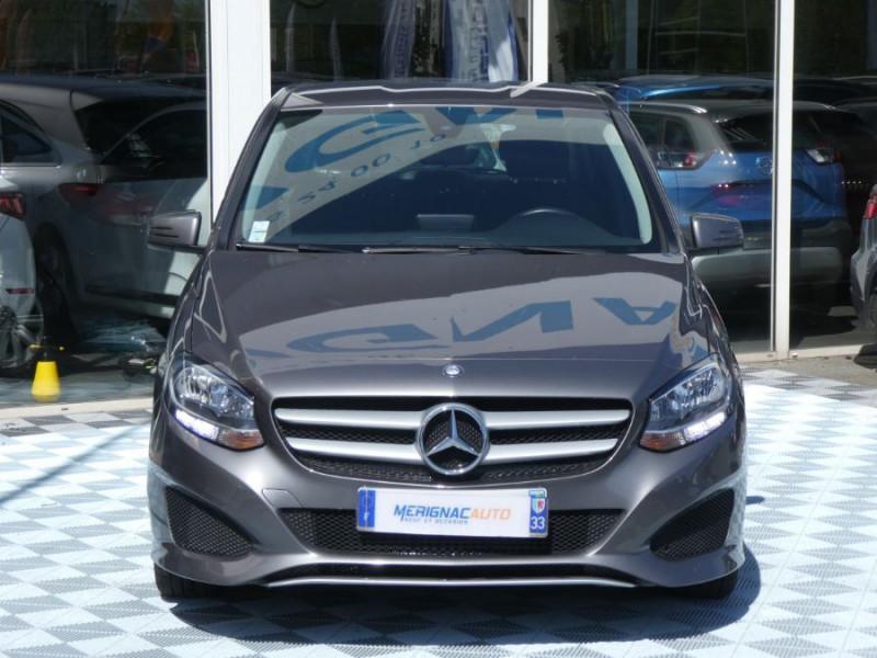 Photo 16 de l'offre de MERCEDES-BENZ CLASSE B 180D BV6 BUSINESS GPS Camera 1ère Main à 14490€ chez Mérignac auto
