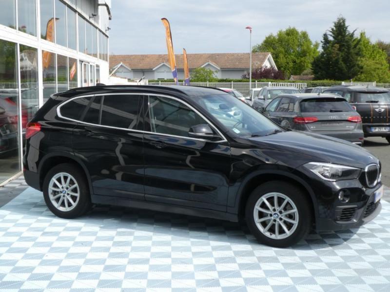 Photo 2 de l'offre de BMW X1 SDRIVE20DA 190 BVA Business TOE Pano Hayon Elect. à 24990€ chez Mérignac auto