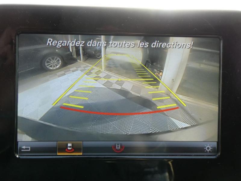 Photo 12 de l'offre de MERCEDES-BENZ CLASSE B 180D BV6 BUSINESS GPS Camera 1ère Main à 14490€ chez Mérignac auto
