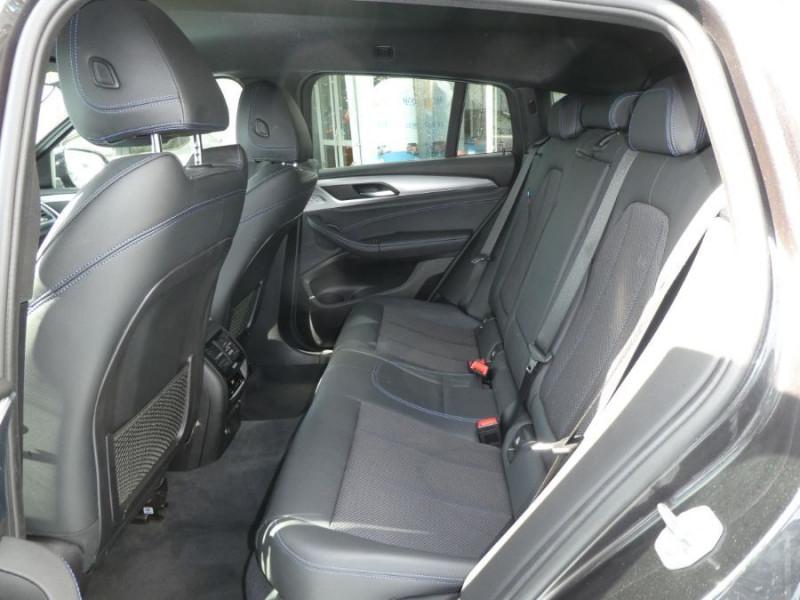 Photo 7 de l'offre de BMW X4 (G02) XDRIVE20D BVA8 190 M SPORT 360° Cmde Gestuelle Gtie 09/22 à 49850€ chez Mérignac auto