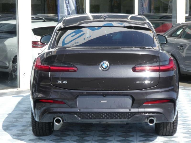 Photo 14 de l'offre de BMW X4 (G02) XDRIVE20D BVA8 190 M SPORT 360° Cmde Gestuelle Gtie 09/22 à 49850€ chez Mérignac auto