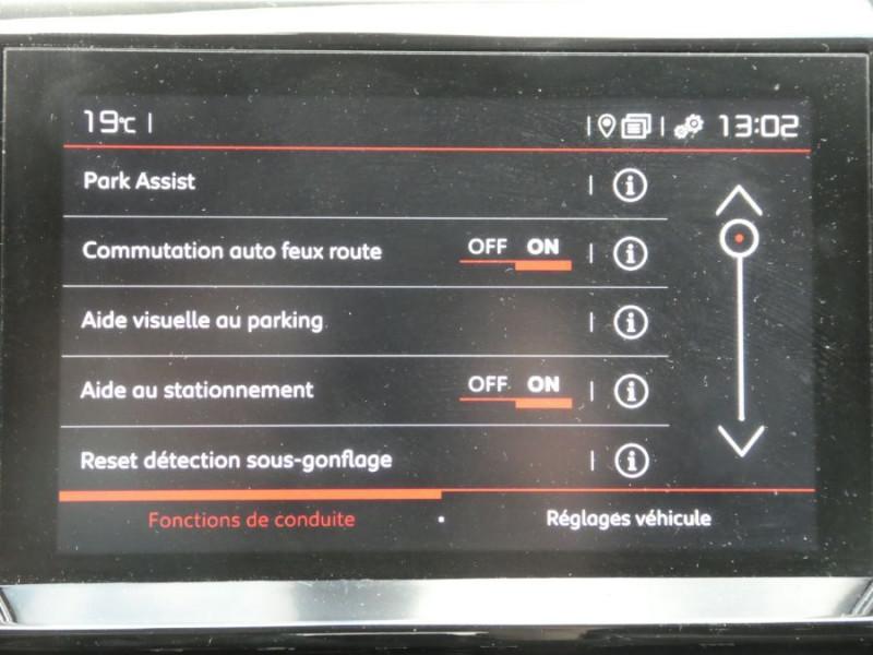 Photo 18 de l'offre de CITROEN C5 AIRCROSS BlueHDi 130 EAT8 SHINE à 28450€ chez Mérignac auto