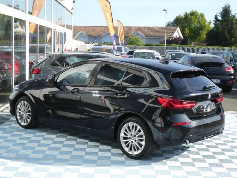 Photo 3 de l'offre de BMW SERIE 1 (F40) 118DA 150 BVA8 BUSINESS GPS Keyless Privacy Glass Gtie 02/23 à 29950€ chez Mérignac auto