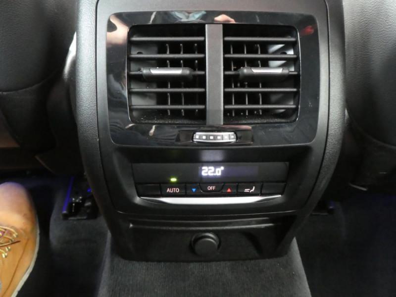 Photo 12 de l'offre de BMW X4 (G02) XDRIVE20D BVA8 190 M SPORT 360° Cmde Gestuelle Gtie 09/22 à 49850€ chez Mérignac auto