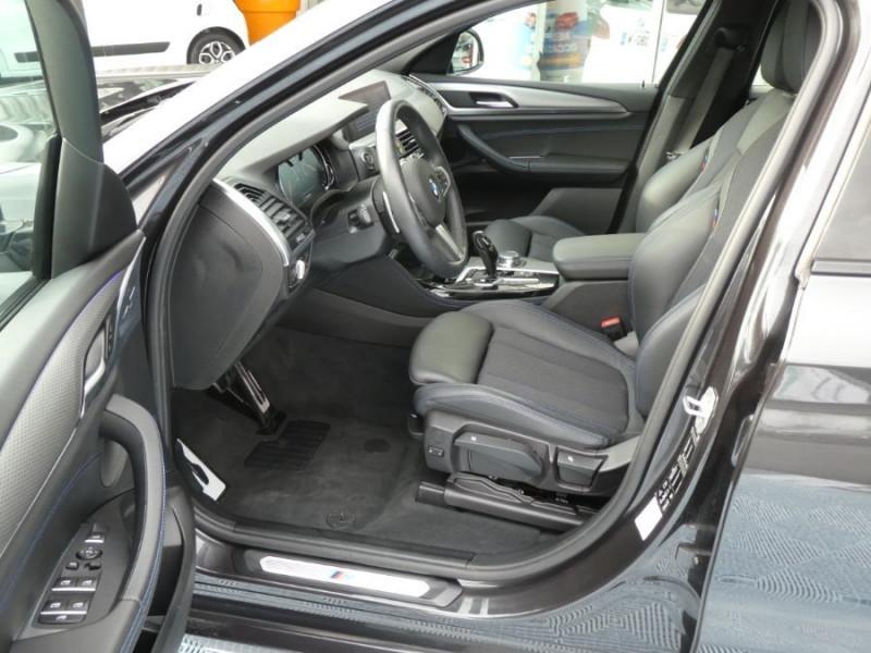 Photo 5 de l'offre de BMW X4 (G02) XDRIVE20D BVA8 190 M SPORT 360° Cmde Gestuelle Gtie 09/22 à 49850€ chez Mérignac auto