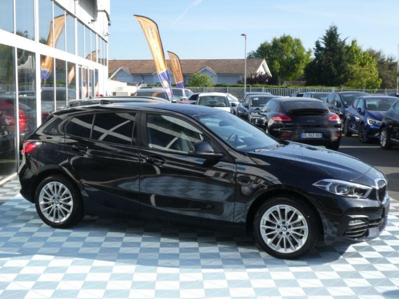 Photo 2 de l'offre de BMW SERIE 1 (F40) 118DA 150 BVA8 BUSINESS GPS Keyless Privacy Glass Gtie 02/23 à 29950€ chez Mérignac auto