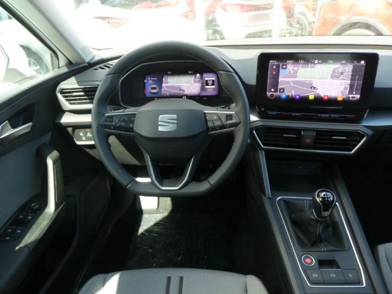 Photo 11 de l'offre de SEAT LEON IV 1.5 TSI 130 BV6 BUSINESS GPS Full LED JA17 Privacy Glass Gtie 11/24 à 23250€ chez Mérignac auto