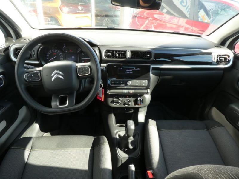 Photo 7 de l'offre de CITROEN C3 PureTech 82 FEEL Bluetooth à 12450€ chez Mérignac auto