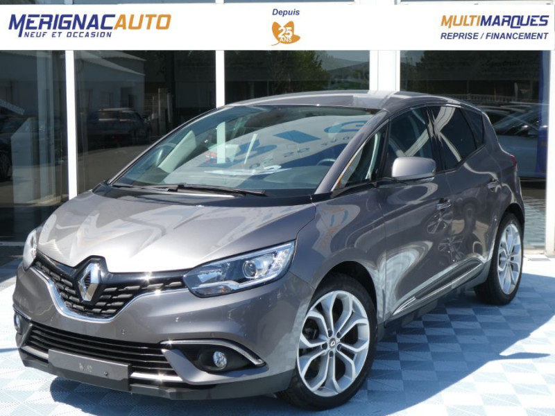 Photo 1 de l'offre de RENAULT SCENIC IV 1.5 DCi 110 EDC Business GPS Radars Privacy Glass à 18950€ chez Mérignac auto