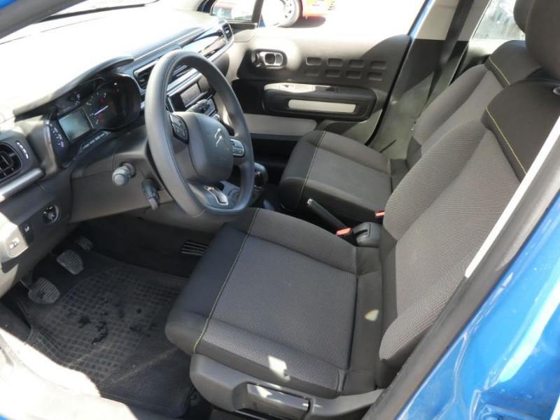 Photo 5 de l'offre de CITROEN C3 PureTech 82 FEEL Bi Ton Bluetooth à 12750€ chez Mérignac auto