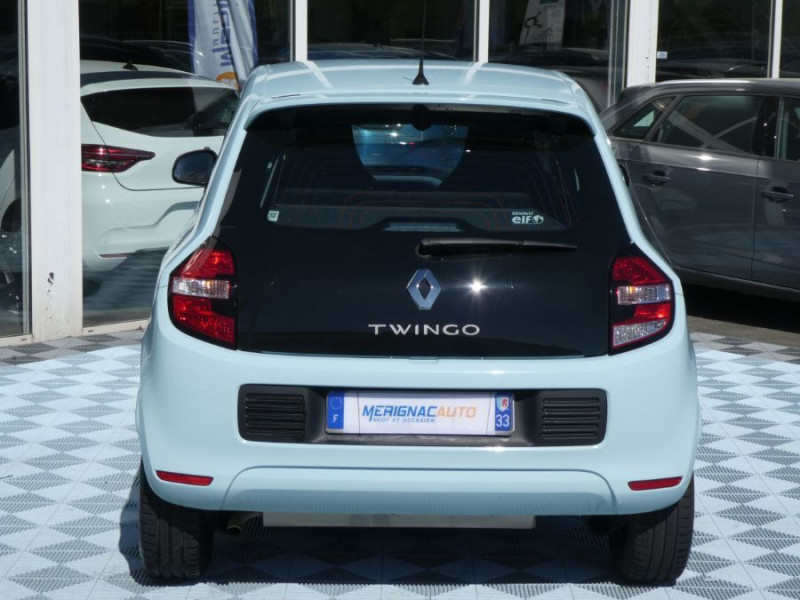 Photo 13 de l'offre de RENAULT TWINGO III 1.0 SCe 70 LIFE Bluetooth 1ère Main à 8480€ chez Mérignac auto