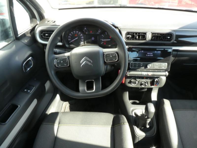 Photo 5 de l'offre de CITROEN C3 PureTech 82 FEEL Bluetooth à 12290€ chez Mérignac auto