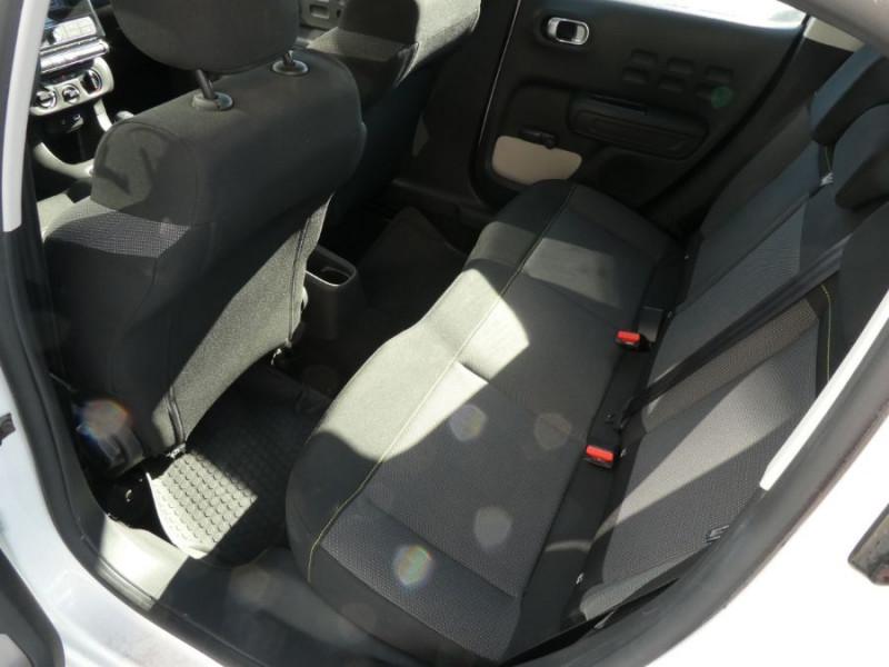 Photo 8 de l'offre de CITROEN C3 PureTech 82 FEEL Bluetooth à 12450€ chez Mérignac auto