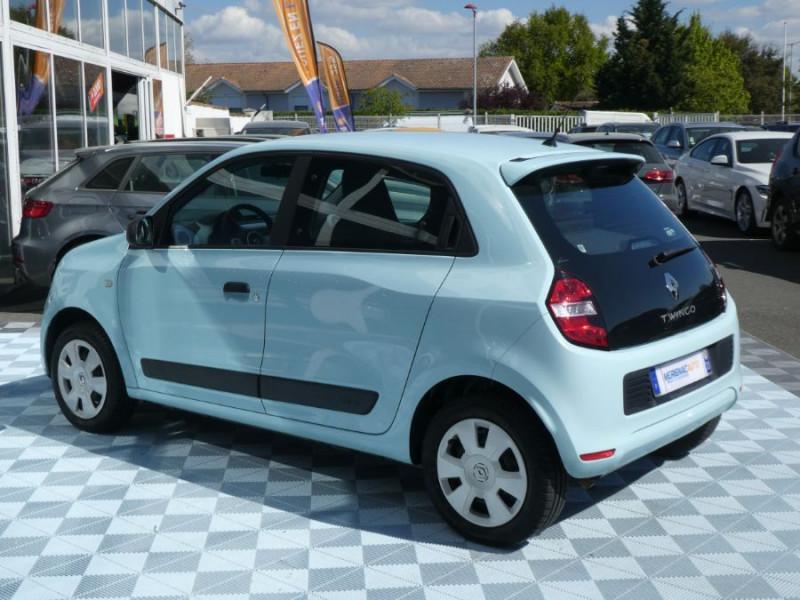 Photo 3 de l'offre de RENAULT TWINGO III 1.0 SCe 70 LIFE Bluetooth 1ère Main à 8480€ chez Mérignac auto
