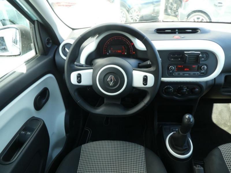 Photo 11 de l'offre de RENAULT TWINGO III 1.0 SCe 70 LIFE Bluetooth 1ère Main à 8480€ chez Mérignac auto
