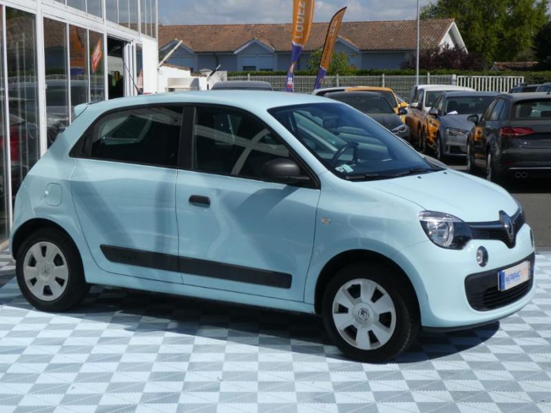 Photo 2 de l'offre de RENAULT TWINGO III 1.0 SCe 70 LIFE Bluetooth 1ère Main à 8480€ chez Mérignac auto