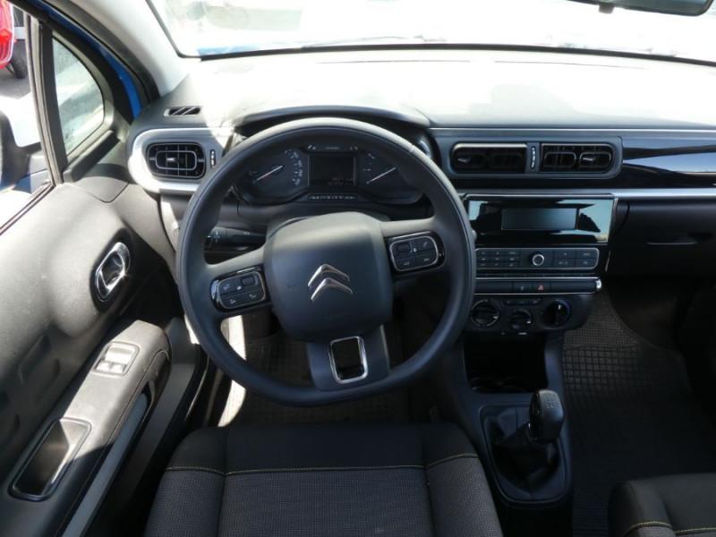 Photo 9 de l'offre de CITROEN C3 PureTech 82 FEEL Bi Ton Bluetooth à 12750€ chez Mérignac auto