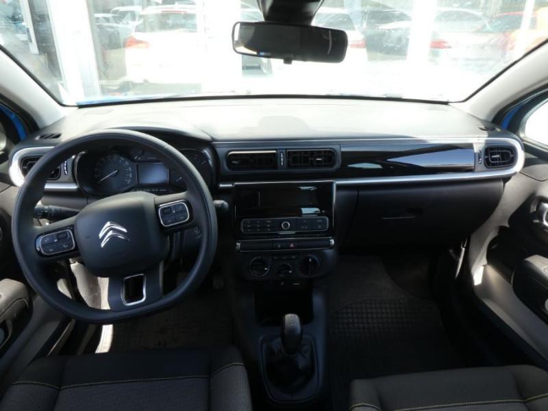 Photo 8 de l'offre de CITROEN C3 PureTech 82 FEEL Bi Ton Bluetooth à 12750€ chez Mérignac auto