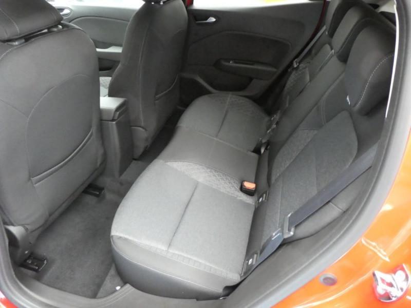 """Photo 7 de l'offre de RENAULT CLIO V TCe 100 ZEN Easy Link 7"""" Pack City 1ère Main à 14750€ chez Mérignac auto"""