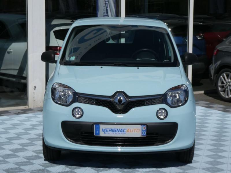 Photo 12 de l'offre de RENAULT TWINGO III 1.0 SCe 70 LIFE Bluetooth 1ère Main à 8480€ chez Mérignac auto
