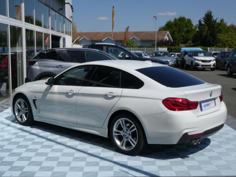 Photo 4 de l'offre de BMW SERIE 4 GRAN COUPE (F36) 420I 184 BVA8 M SPORT Camera Gtie 06/22 à 33490€ chez Mérignac auto
