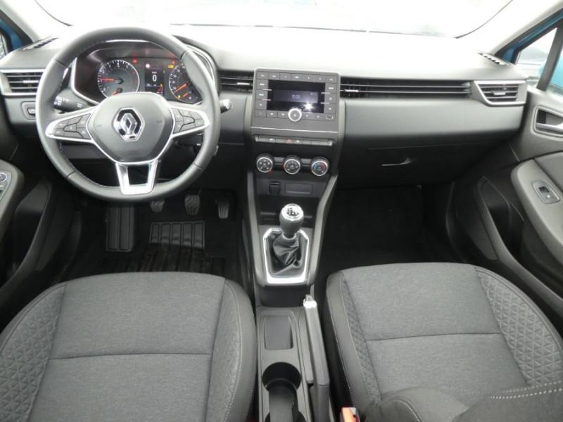 Photo 6 de l'offre de RENAULT CLIO V SCe 75 ZEN Radio Connect R/Go à 13590€ chez Mérignac auto