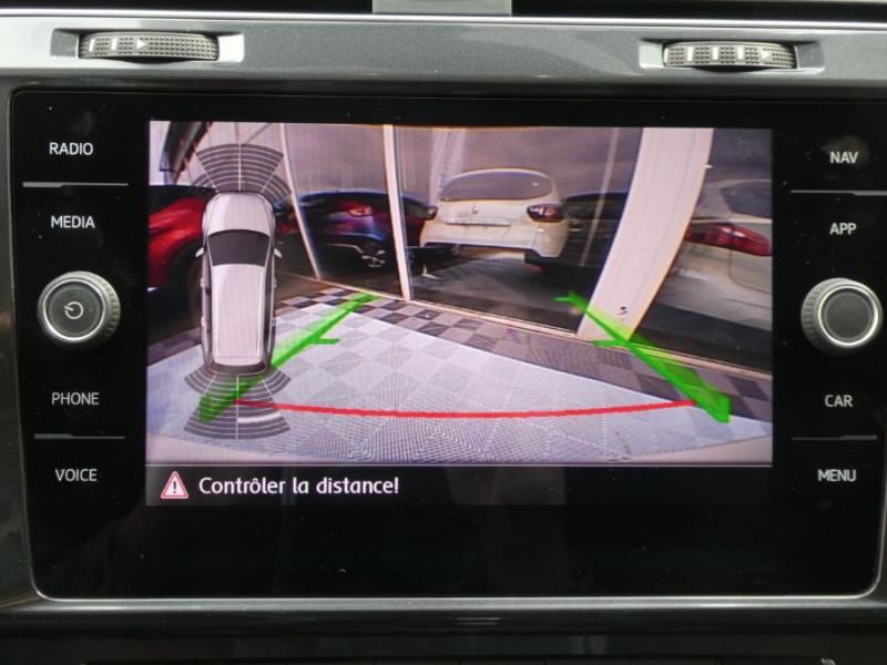 Photo 12 de l'offre de VOLKSWAGEN GOLF SW VII 1.6 TDI 115 DSG7 CONFORTLINE GPS Radars à 17450€ chez Mérignac auto